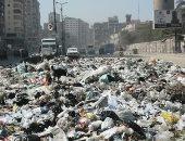 """استجابة لـ""""سيبها علينا"""".. رفع تراكمات القمامة بقرية أبنهس فى المنوفية"""