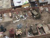 القمامة..مواقف عشوائية..سير عكس الإتجاه أبرز أزمات سكان مدينة نصر بالقاهرة