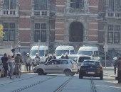 الأتراك يثيرون الفوضى فى بلجيكا واحتجاجات بسبب وفاة شاب فى مطاردة مع الشرطة