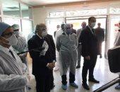 رئيس أركان الجزائر يؤكد استعداد الجيش للتدخل والمساعدة فى مواجهة كورونا