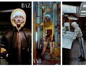 لويس فيتون تعرض مجموعة أزيائها الجديدة من داخل حجرة طباعة.. صور