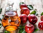 5 فوائد صحية لتناول خل التفاح يوميًا.. أبرزها يُحارب الأمراض المزمنة ويُخفض الوزن