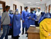 مدير مستشفى حميات دسوق: أغلقت عيادتي الخاصة للتفرغ للعمل بمستشفى العزل