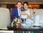 جوجل يهنئ عروسين احتفلا بزفافهم أون لاين في هونج كونج .. اعرف التفاصيل