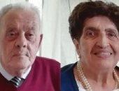 فيروس كورونا يقضى على حياة زوجين بفارق 48 ساعة بعد زواج 60 عاما