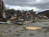 الإعصار أمفان يخلف الدمار على ساحل شرق الهند وبنجلادش
