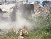 استرداد 6 أفدنة من الأراضى الزراعية شرق الإسكندرية