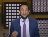 فيديو.. رمضان عبدالمعز: القرآن حذر أمهات المؤمنين الطاهرات من طمع مرضى القلوب