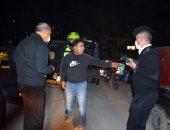 ضبط 25 شخصا لاختراقهم حظر التجوال بقرية الرملة ببنها