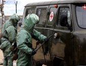 الجيش الروسي يطهر معدات ومواقع عسكرية لمنع انتشار كورونا بين أفراده.. فيديو