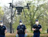 بريطانيا تستخدم الطائرات بدون طيار فى الإمدادات خلال أزمة كورونا