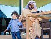 """""""قصتى"""".. دراما توثِق مراحل حياة محمد بن راشد فى 50 حلقة على تلفزيون دبى"""