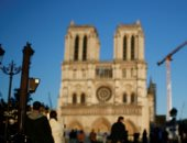 احتفال باريس بمناسبة مرور عام على حريق كاتدرائية نوتردام