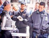 حتى الروبوت ماستحملش العزل.. صوفيا تستعيد ذكريات رسمة لضابط شرطة فى نيويورك