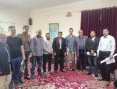 التجهيز لتنفيذ مشروع الصرف الصحى لمدينة بئر العبد بشمال سيناء