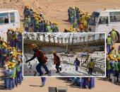 """""""العمالة الأجنبية فى قطر"""" مهاجرون بلا أنصار.. العفو الدولية تفضح نظام تميم: اعتقلوا ورحلوا عاملين من نيبال بحجة إجراء اختبارات كورونا.. والاحتجاز يتم فى مناطق صناعية دون وجه حق"""