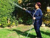 ابنة رجاء الجداوى تهنئ الملكة رانيا بعيد ميلادها: ربنا يسعدك كما أسعدتى أمى