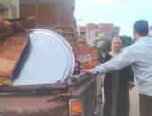 رئيس مدينة تلا: فض سوق قرية كفر صناديد منعا للتزاحم بسبب فيروس كورونا