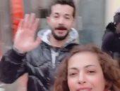 يارب ترجع الأيام الحلوة.. داليا مصطفى تستعيد ذكرياتها من ميلانو.. فيديو