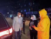 محافظ القليوبية: ضبط 5 تكاتك ومواطنين خرقوا حظر التجوال بشبرا الخيمة