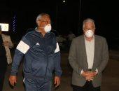 محافظ جنوب سيناء يتفقد إنارة طريق سكن العاملين وطريق نبق الخلفي بشرم الشيخ