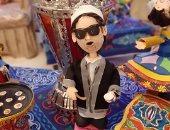 غادة تنافس الصينى فى رمضان بعروسة المسحراتى سيد مكاوى