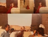 """""""لحد انهاردة فاكرة اليوم ده"""".. الفنانة بسمة تستعيد ذكرياتها مع أول ظهور أمام الكاميرات"""