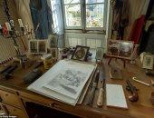 زوجان فرنسيان يعثران على كنز فى منزل اشترياه قبل أيام.. صور