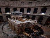 الكنائس الأرثوذكسية تحتفل بعيد القيامة فى عواصم العالم بدون حضور شعبى