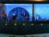 مسرح فى روسيا يقيم حفلاته وعروضه بحضور متفرج واحد بسبب كورونا