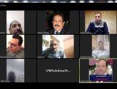 """""""الناشرين المصريين"""" يعقد اجتماعه بشأن أزمات دور النشر بسبب كورونا أون لاين"""