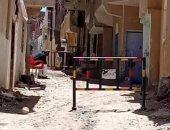 محافظ كفر الشيخ: عزل جزء من قرية الزعفران بعد إصابة 8 حالات جديدة بكورونا
