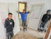 عمال بناء.. أحدث طرق محافظة اللاعبين على لياقتهم البدنية فى ألمانيا