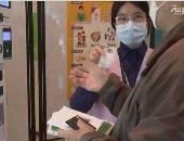 تايوان تضع آلات لبيع الكمامات فى الشوارع كوسيلة لمواجهة كورونا.. فيديو