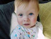 المقاتلة الصغيرة.. بريطانية فى عامها الأول ولدت بمشكلة فى القلب تنجو من كورونا