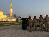 شرطة دبى تعد 4 مواقع لمدافع الإفطار فى شهر رمضان ..فيديو