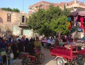 خوفا من كورنا.. قارئ يشكو من الباعة الجائلين بمنطقة شبرا النخلة بالشرقية