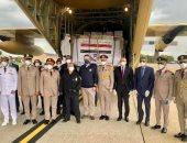 متحدث الرئاسة ينشر صور وصول شحنة المساعدات الطبية المصرية إلى أمريكا