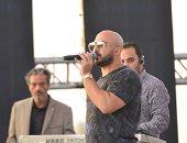 """محمود العسيلي:""""أنا ابن مصر"""" كانت تحدى كبير واستكمال لنجاح """"أنت تقدر"""""""