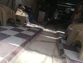 صور.. مقهى بمدخل المعتمدية بالجيزة يعود للعمل بعد ساعات من رفع العزل الصحى