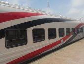 وزير النقل يعلن التشغيل التجريبى لعربة السكة الحديد النموذج الواردة من روسيا