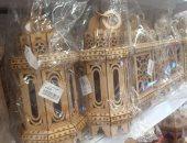 الفانوس المصرى يهزم الصينى فى الإسكندرية والسعر يبدأ من 25 جنيها.. صور