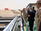 رئيس الجهاز المركزى للتعمير: الرئيس وجه بإنشاء مجمعات متكاملة فى سيناء