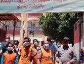صور.. أعضاء أندية التطوع بالأقصر يطلقون حملات تعقيم للمنشآت والشوارع