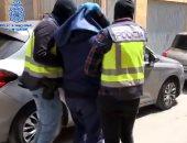 فيديو.. إسبانيا تعتقل عبد المجيد عبد الباري أحد أبرز عناصر داعش