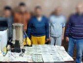 ضبط تشكيل عصابى يزور العملات الوطنية فى كفر الشيخ