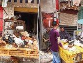 بيطرى أسوان يمنع بيع الطيور الحية بسوق إدفو للاشتباه فى ظهور إنفلونزا الطيور