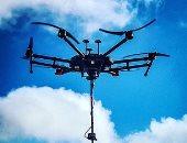طائرة بدون طيار متطورة تكشف مرضى كورونا وسط الحشود فى أمريكا.. فيديو وصور