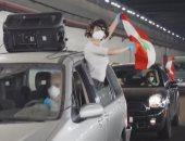 الجيش اللبنانى يعتقل 7 أشخاص فى احتجاجات جنوب البلاد
