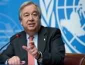 متحدث أمين عام الأمم المتحدة يكشف خضوع جوتيريش للحجر الصحى منذ أسبوعين